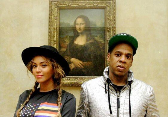 Anteriormente se rumoró que Jay Z había sido infiel a 'Bey' con Rihanna,...