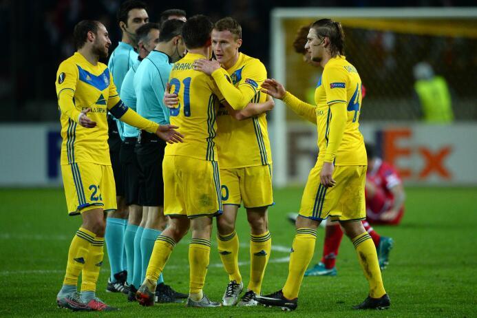 BATE Borisov 1-0 Köln: al borde de la eliminación quedó el equipo alemán...