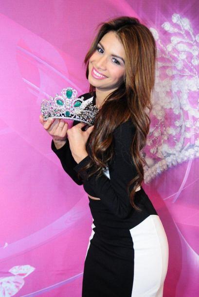 Hace un año Marisela Demontecristo inició su sueño de ser reina al prese...