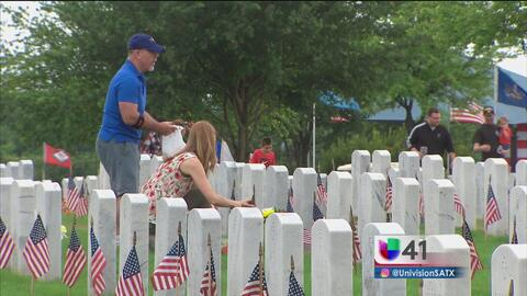 Más de 150,000 héroes son homenajeados durante el Día de Recordación en...