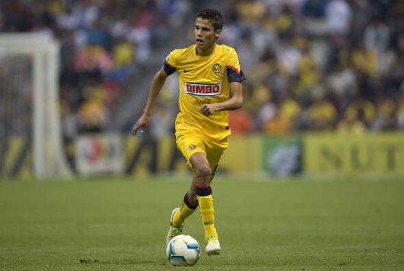 Diego Reyes es otro caso de transferencia exitosa en el fútbol mexicano....