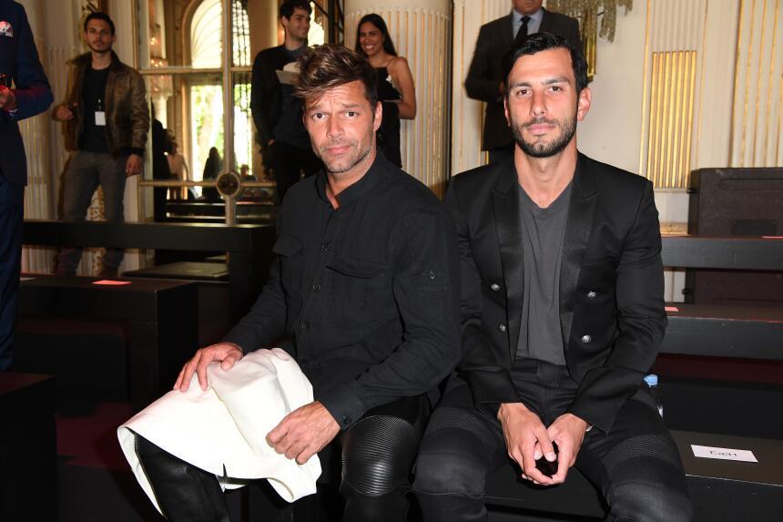 El cantante puertorriqueño Ricky Martin se unirá a esta lista de artista...