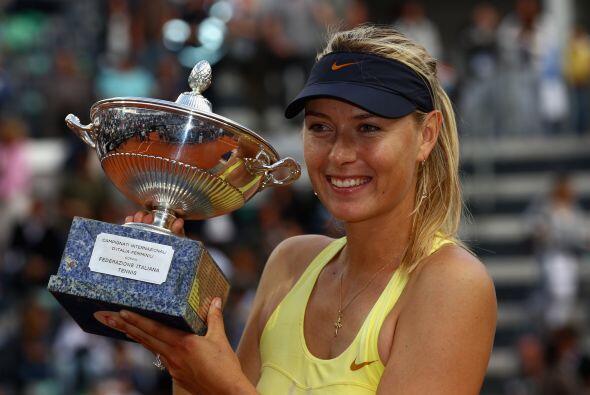 Más allá de títulos (Roma, Cincinnati) o finales (Miami, Wimbledon), Mar...