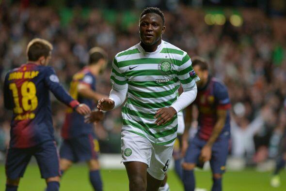 Además, también el martes, el Celtic recibe al Juventus. El campeón esco...
