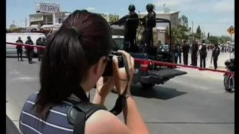 Protección a periodistas mexicanos