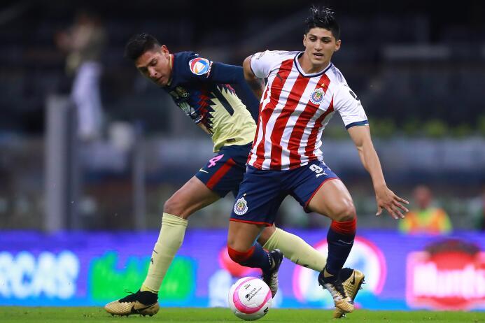 ¡Fiesta americanista! Chivas es último en la tabla general gettyimages-8...