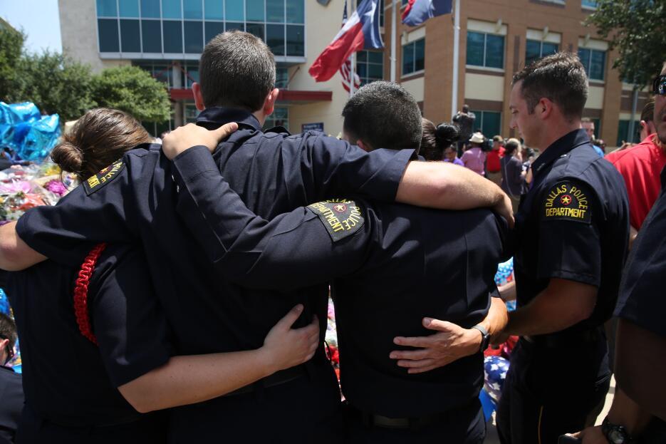 Sede de la Policía de Dallas