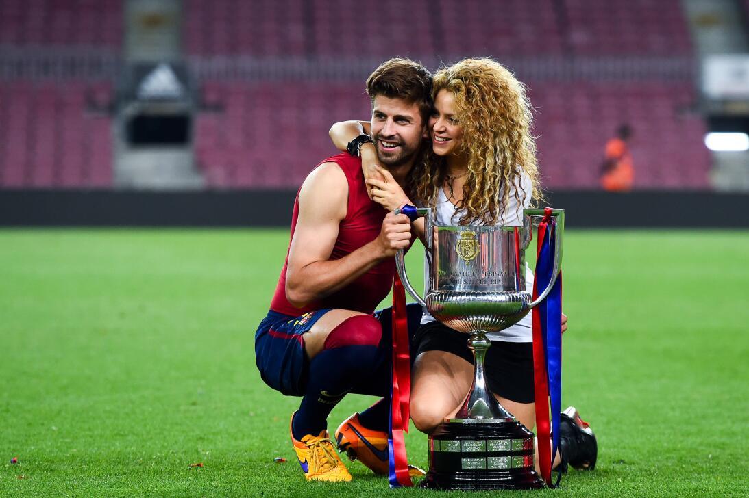 San Valentín futbolero: los cracks del mundo y sus hermosas parejas Gett...