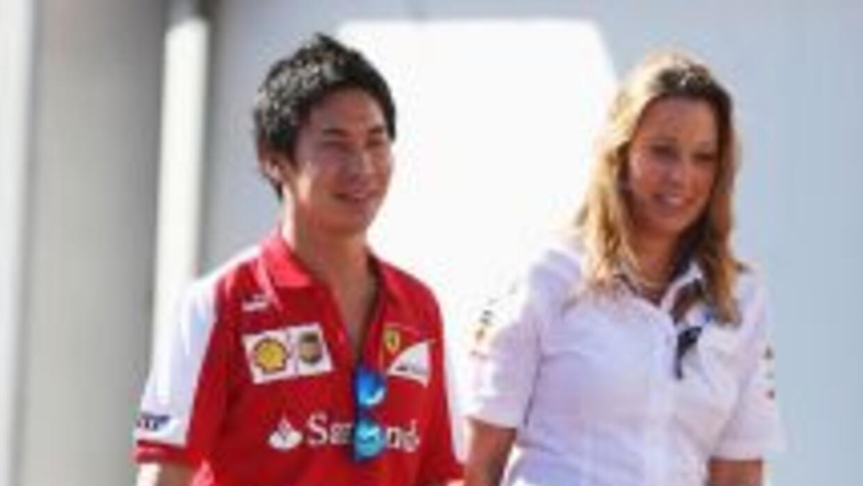Kamui Kobayashi espera regresar a la F1 en el 2014.