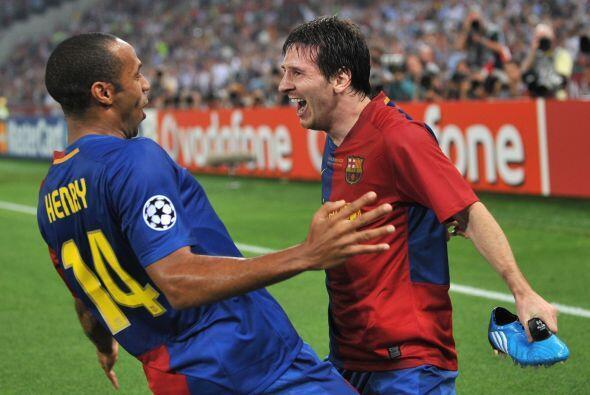 Ante la sorpresa de muchos, Lionel Messi demostró que incluso podía hace...