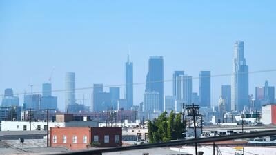 Se esperan temperaturas cálidas y leve posibilidad de lluvia para este fin de semana en Los Ángeles