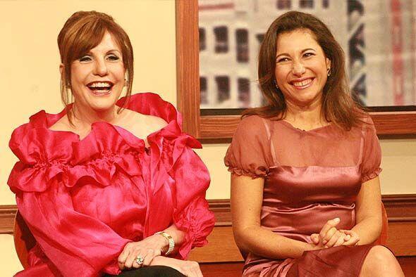 Grace y Jennifer quedaron muy complacidas con su trabajo.