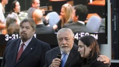 Eduardo Luis Duhalde, secreatio de Derechos Humanos de Argentina, murió...