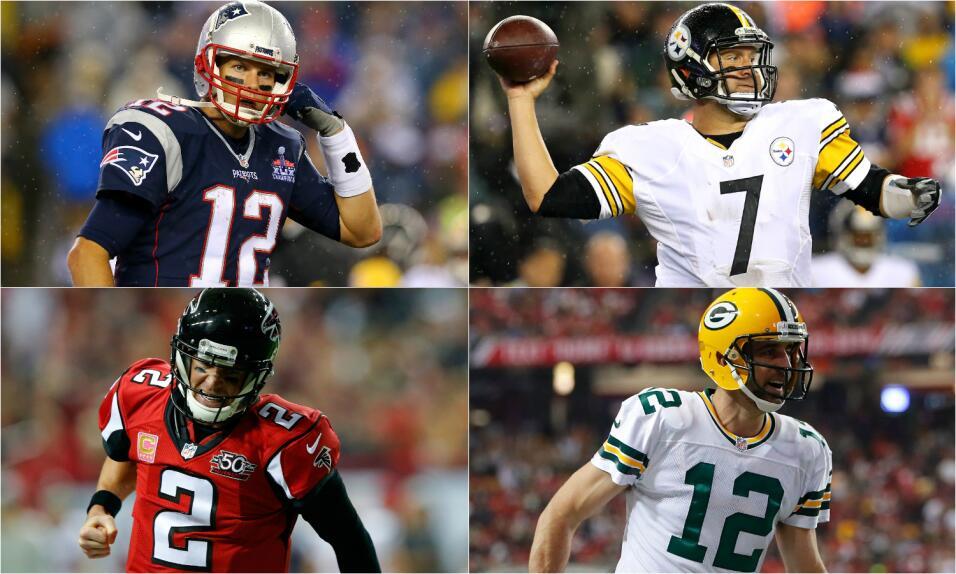 4 FINALISTAS NFL