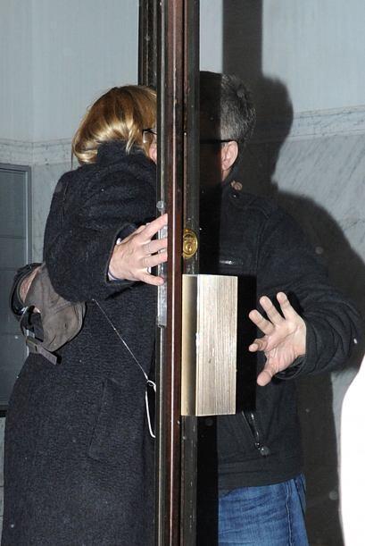 La actriz Cate Blanchett también acudió a acompañar a la familia de su a...
