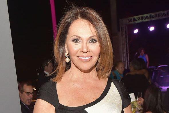 María Elena Salinas: Es la periodista hispana más reconoci...