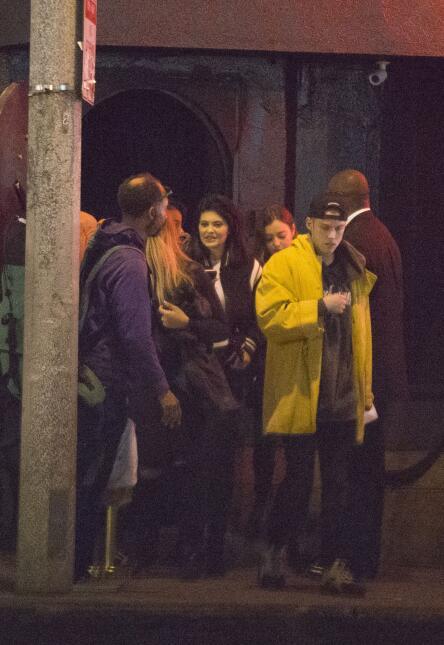 Kylie y Kendall