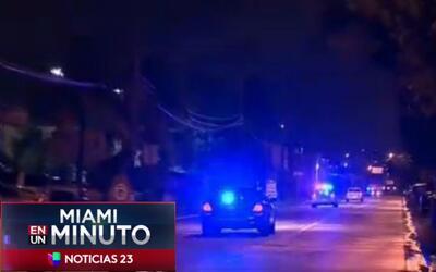 'Miami en un Minuto': se roban un cajero tras arrancarlo de un banco en...