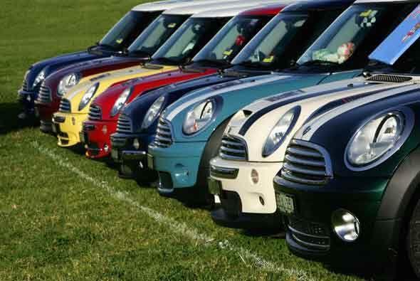 El original diseño del MINI Cooper lo ha convertido en uno de los autos...