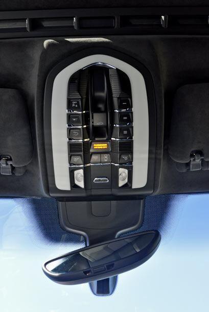 La Porsche Cayenne tiene un nuevo sistema de iluminación para darle un t...