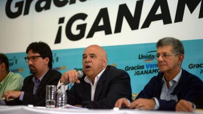 Oposición venezolana dice que su denuncia evitó impugnación de sus diput...
