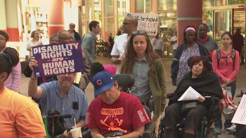 Organizaciones locales repudian la propuesta para recortar fondos a Medi...