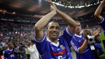 Djorkaeff no apuesta por su compatriota Ribery y prefiere a Ronaldo como...