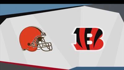 Previo del Cleveland Browns vs Cincinnati Bengals