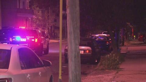 Dos hombres resultaros heridos durante un tiroteo en Newark, Nueva Jersey