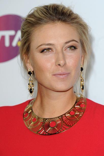 La rusa Maria Sharapova quiere volver a ganar el torneo de Wimbledon al...