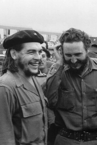 Otro hallazgo sorprendente es la carta manuscrita que el Che le dejó a F...