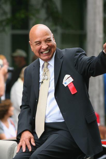 El referee estadounidense de ascendencia puertorriqueña Joe Cortez, quie...