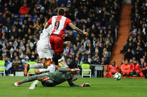 En fotos: Real Madrid superó al Girona con póker de Cristiano 933735206.jpg