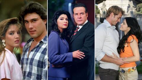 Parejas repetidas de las telenovelas
