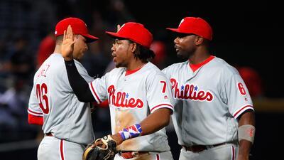 Philadelphia superó 3-2 a Atlanta