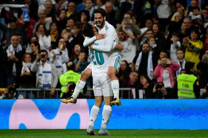Real Madrid venció 3-0 a Eibar y mantiene su recuperación en la Liga de...