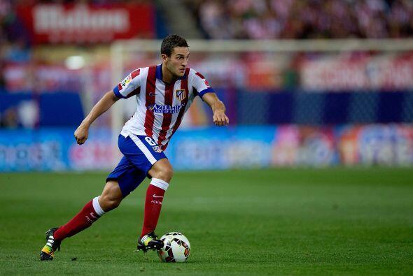 KOKE  - ATLÉTICO DE MADRID  El FC Barcelona intentó contratar al medioca...