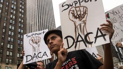 DACA continuará vigente al menos por un año más