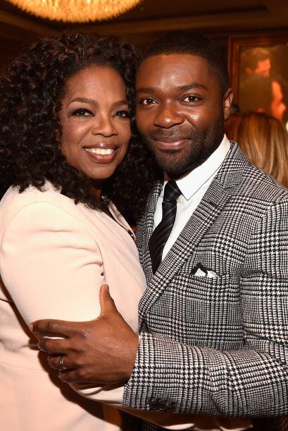Oprah Winfrey y David Oyelowo
