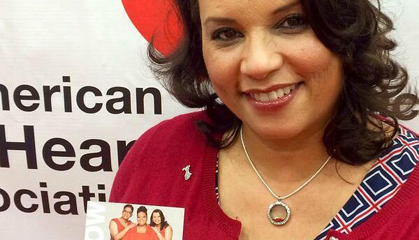 La hispana se convirtió en activista en la American Heart Association.
