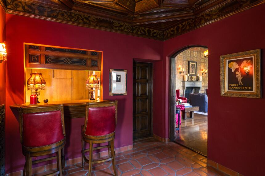 Antonio Banderas y Melanie Griffith venden su casa