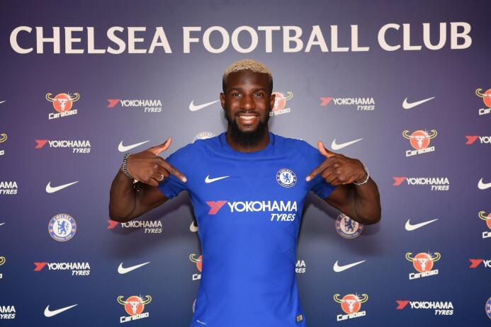 Tiemoué Bakayoko (Chelsea): fue el pilar del mediocampo del Mónaco campe...