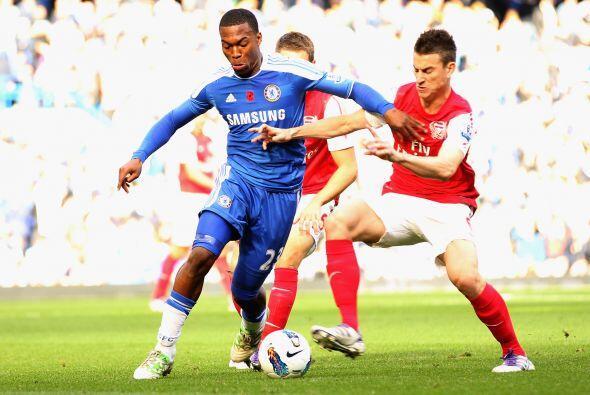 Chelsea y Arsenal jugador un 'PAR-TI-DA-Zo' que terminó con un 5-3 a fav...