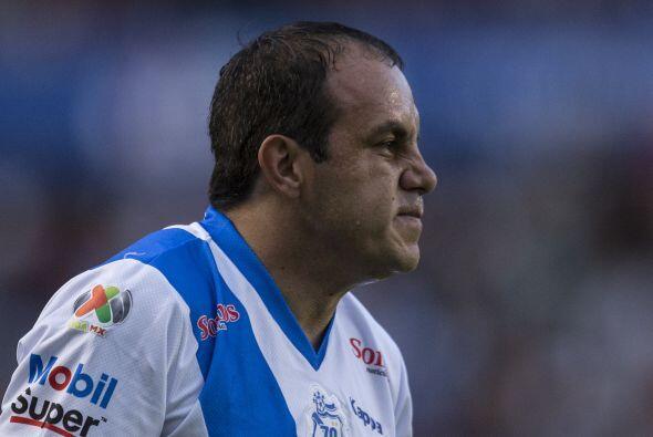 Cuauhtémoc Blanco ha sido el más reciente futbolista en sonar para ocupa...