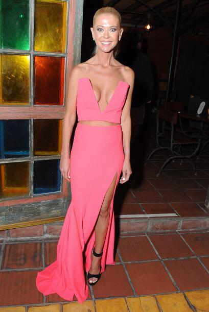 Sin embargo, para la actriz parece ser algo normal el perder peso de est...