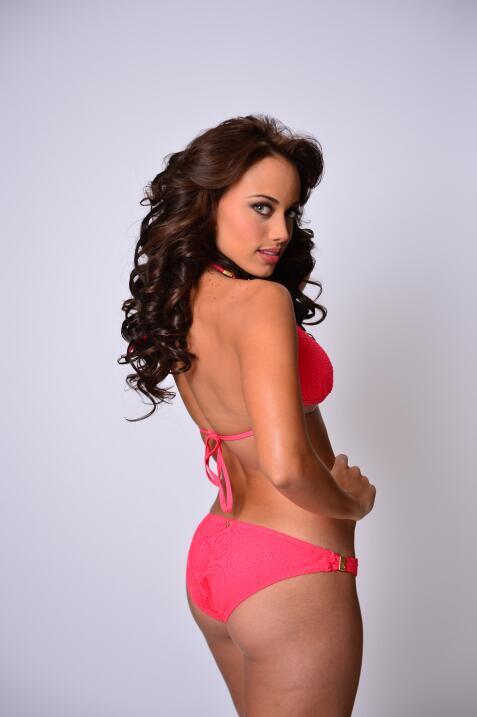 Catherine Castro en Nuestra Belleza Latina 2016 - Univision