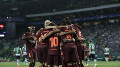 Festeja el Barcelona, pero no un gol propio, sino el último regalito que...