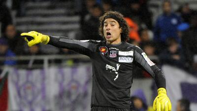 Guillermo Ochoa podría regresar a la Ligue 1