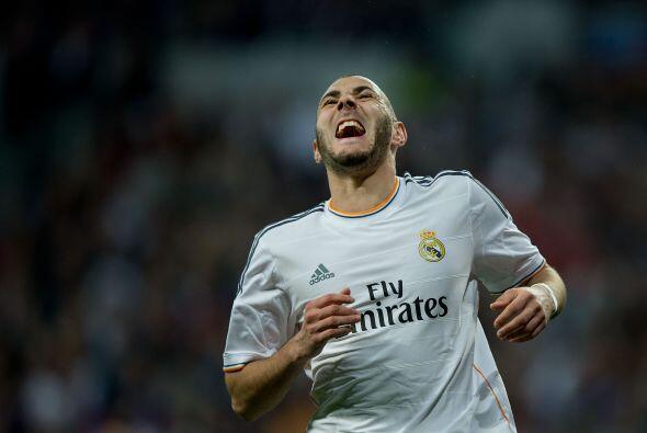 El poderoso Karim Benzema suma 15 goles en lo que va de 2014. El francés...