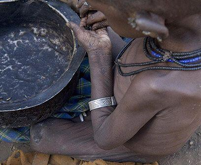 Hambruna, peste del siglo XXIEl fracaso de la pasada cumbre de la FAO ev...